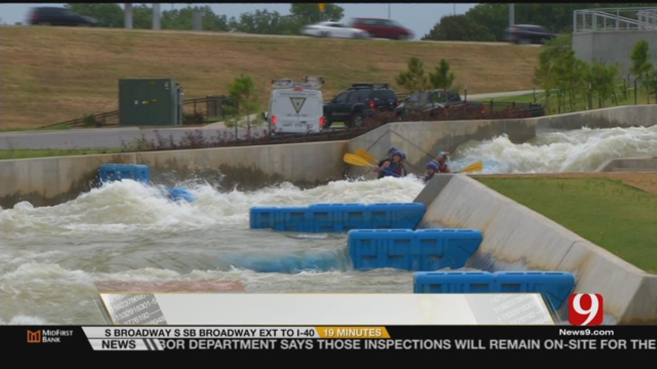 RIVERSPORT Rapids Offers Whitewater Adventure Near Downtown