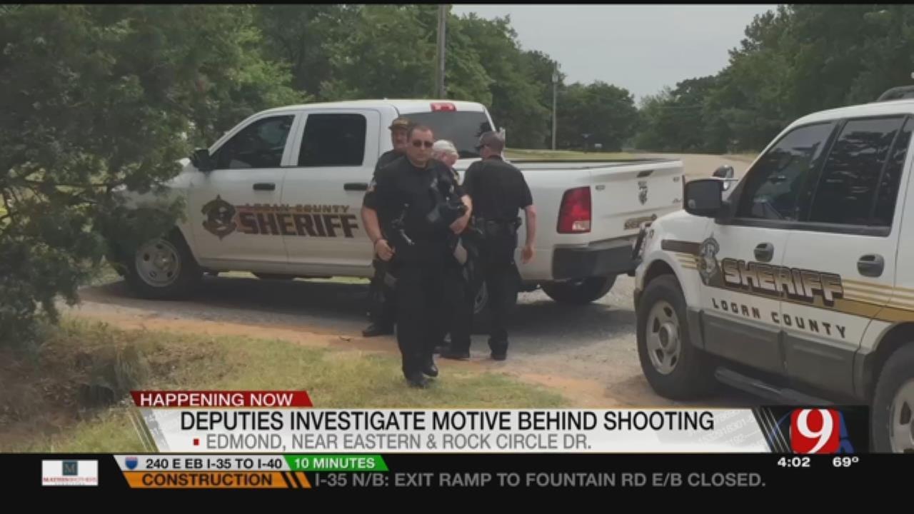 Man Shot In Face Early Sunday In Edmond