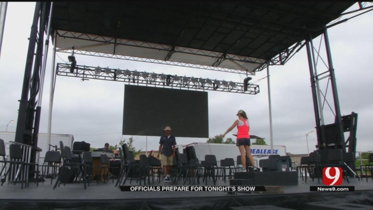 Oklahoma City Philharmonic Hosting 'Red, White And Boom' Monday Night