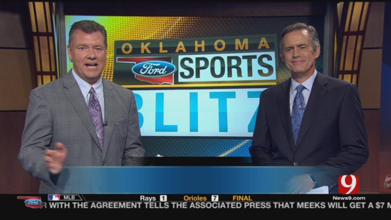 Oklahoma Ford Sports Blitz: July 2, 2017
