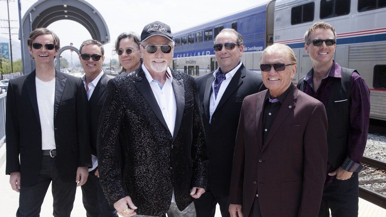 The Beach Boys Coming Back To Oklahoma