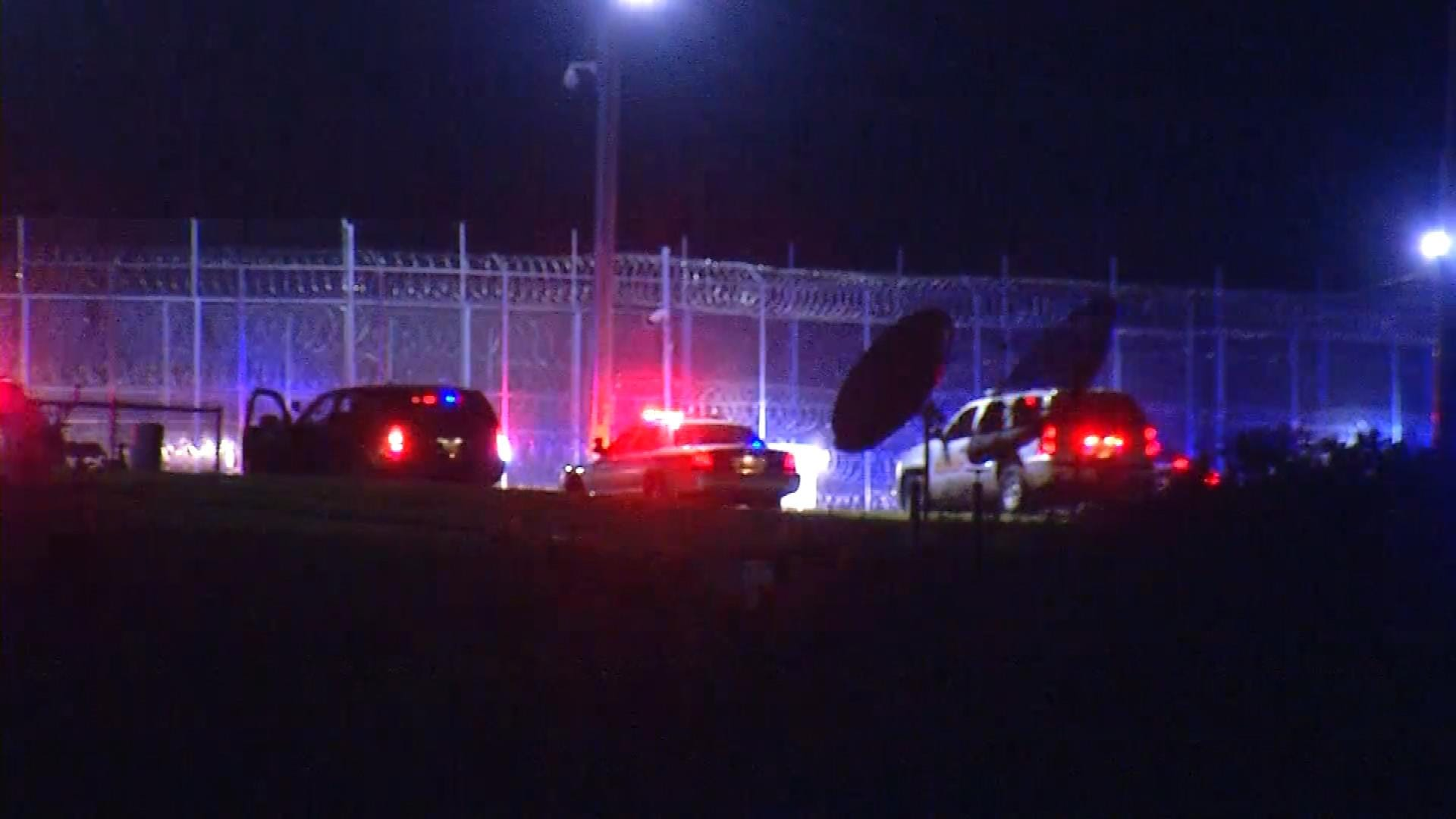 Late Night Prison Riot Breaks Out In Hinton, Under Control By Monday Morning