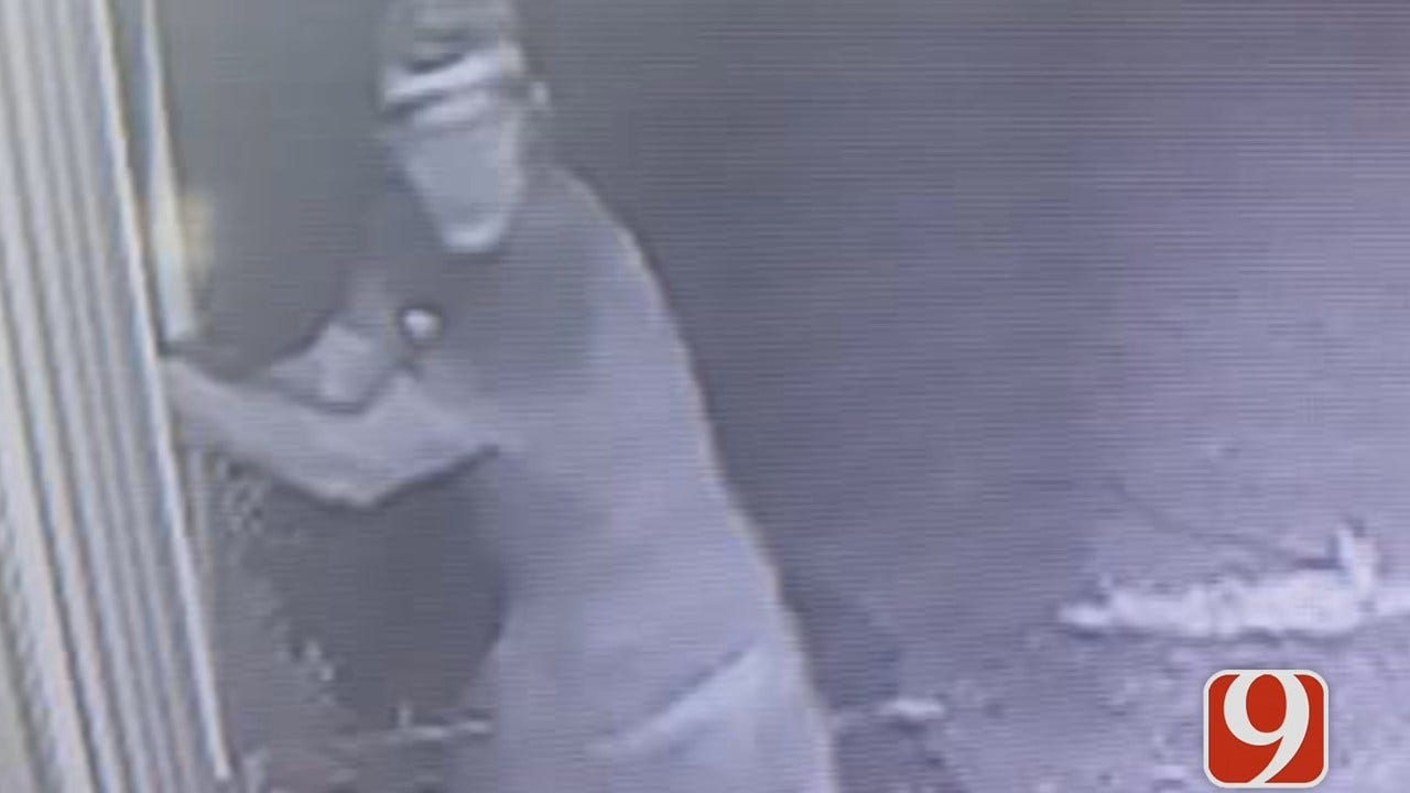 Cameras Capture Thief Breaking Into Old Farm Store Near Tecumseh