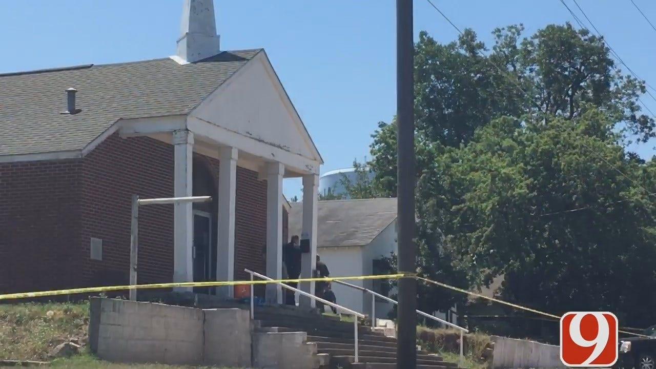 Chickasha Pastor's Burned Body Found Near Church