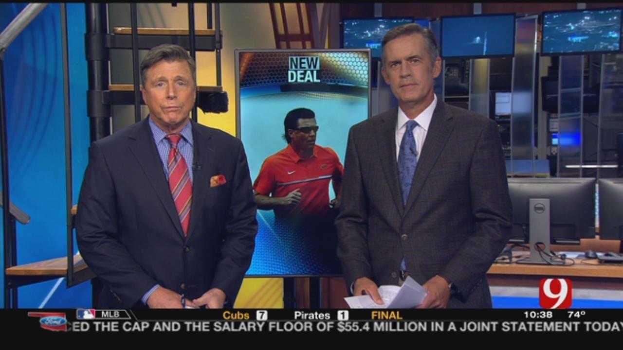 Oklahoma Ford Sports Blitz: June 18, 2017