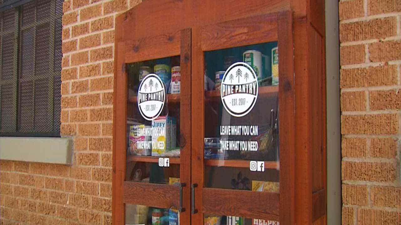 Tiny Pantry Nourishes Body, Soul In Plaza District