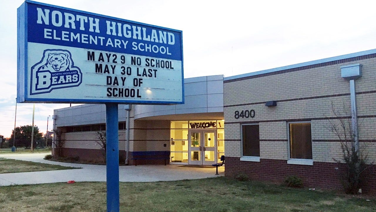 OKCPS Superintendent Decides Against Closing North Highland Elementary