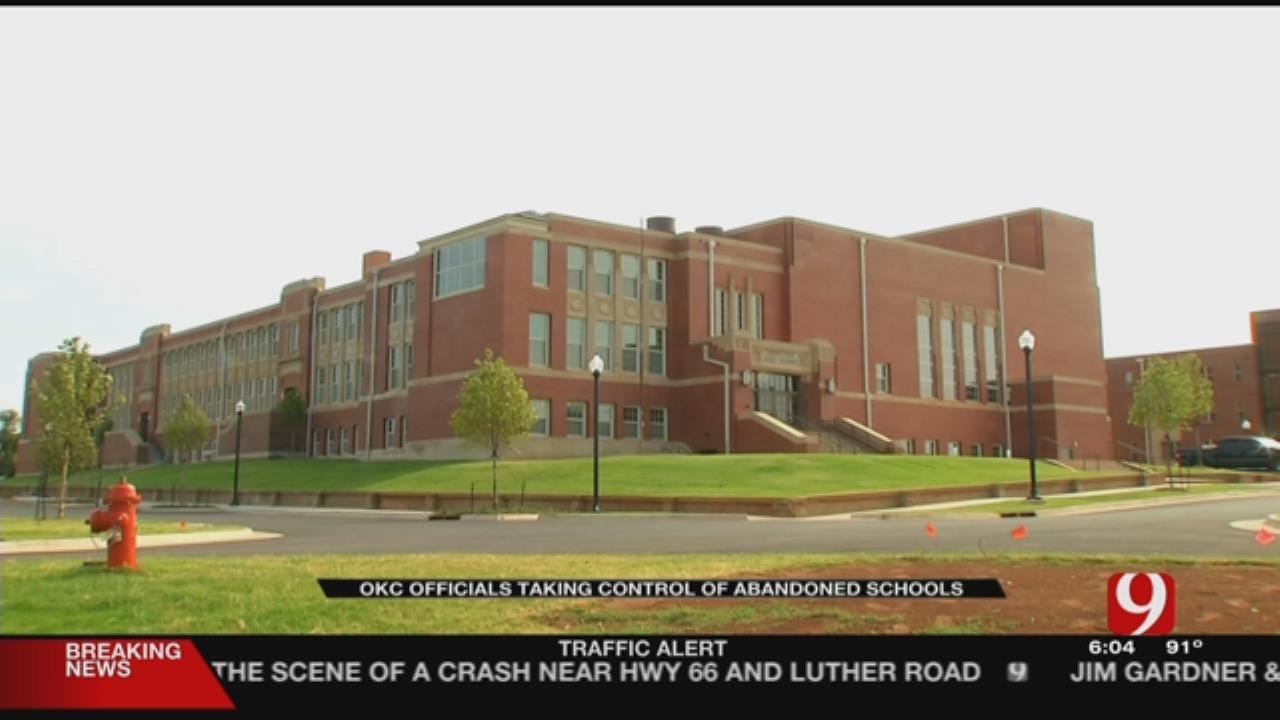 OKC Hopes To Spark Development At Abandoned Schools