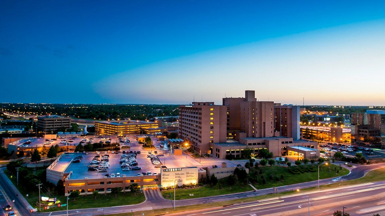 New Ranking Names Integris As Top OKC Area Hospital