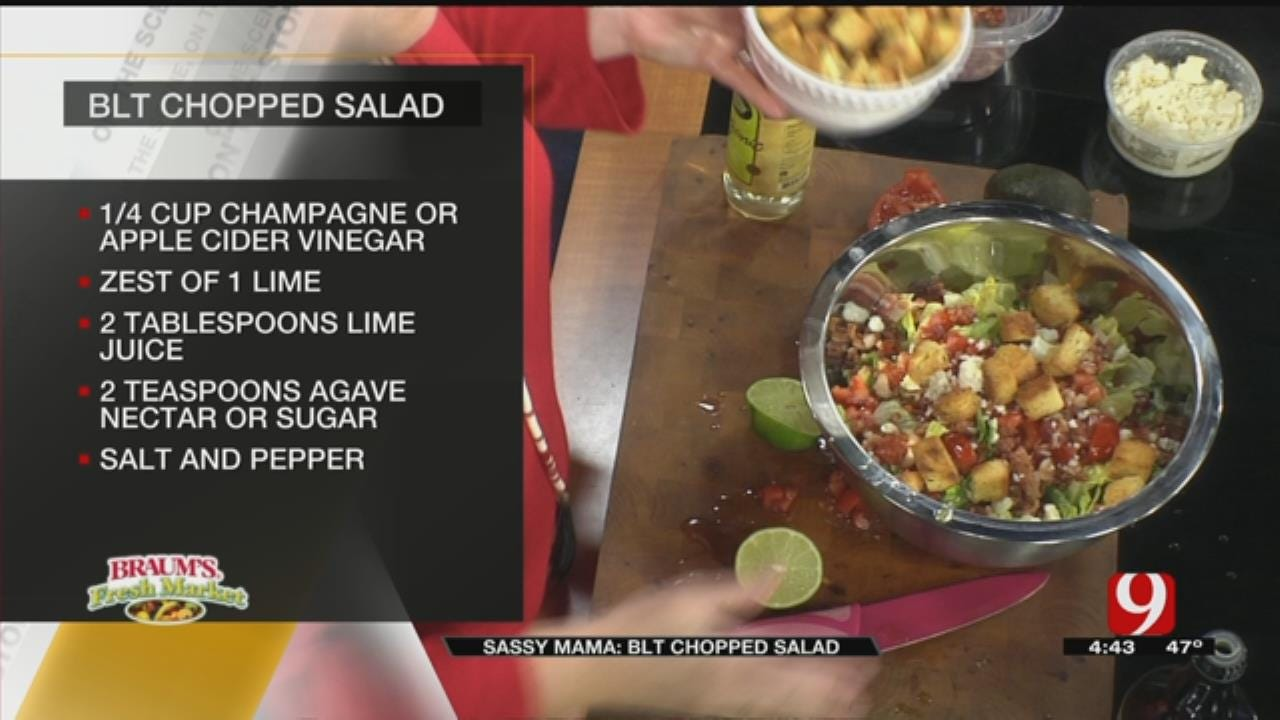 BLT Chopped Salad