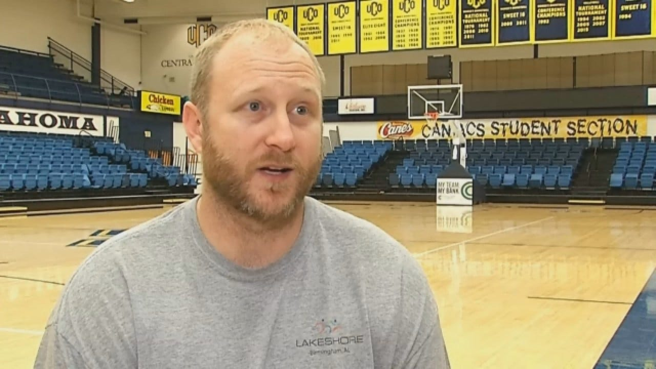 Oklahoma Man Headed To Final Four After Beating Cancer