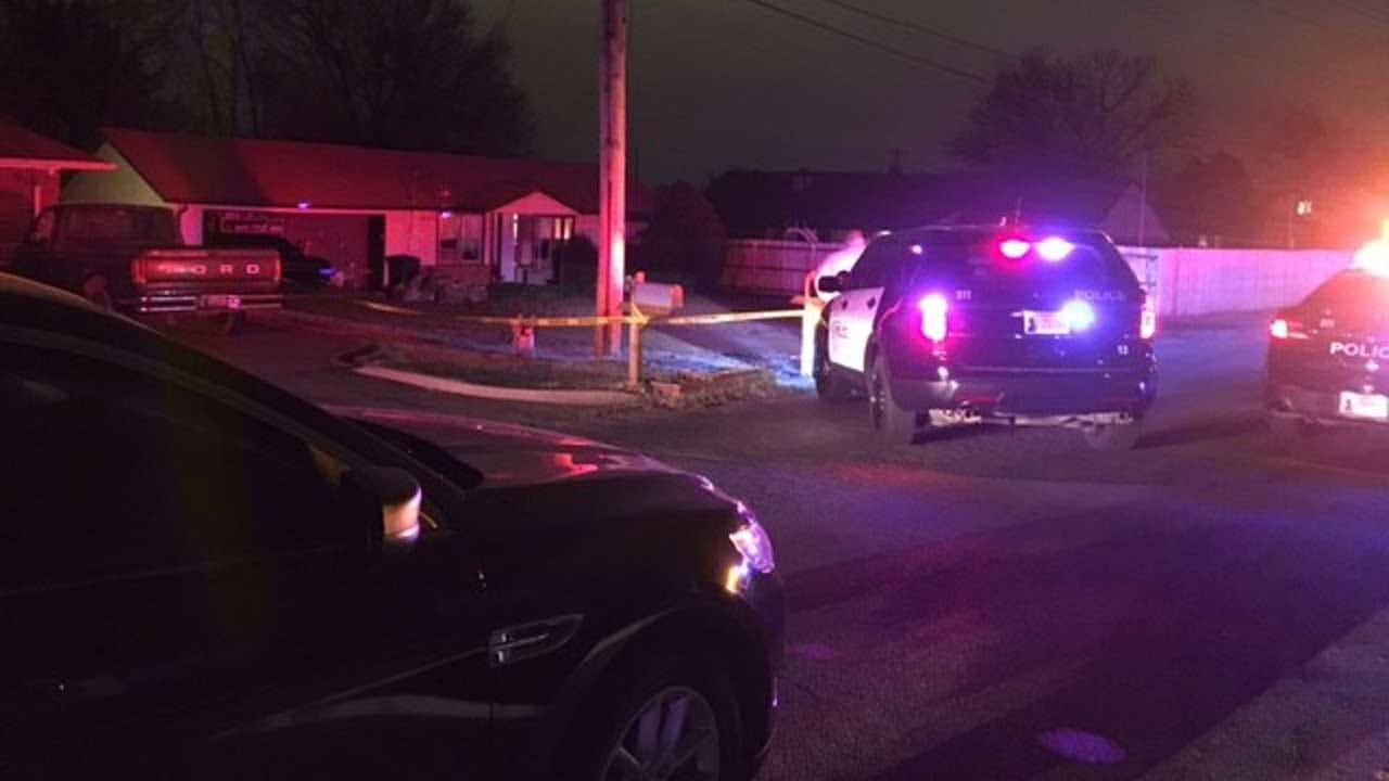 Del City Homeowner Shoots And Kills Intruder, No Arrests Made
