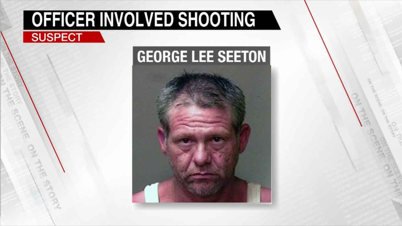 Reports Reveal Background Of Man Shot By Police In SE OKC