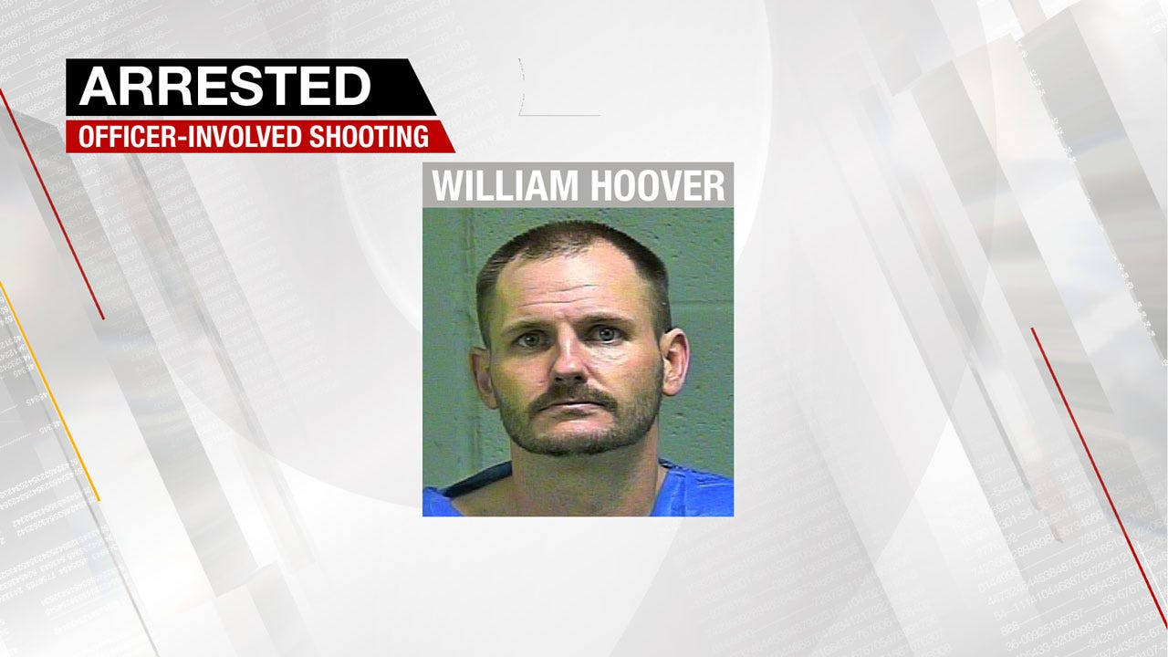 Charges Filed Against Officer-Involved Shooting Suspect