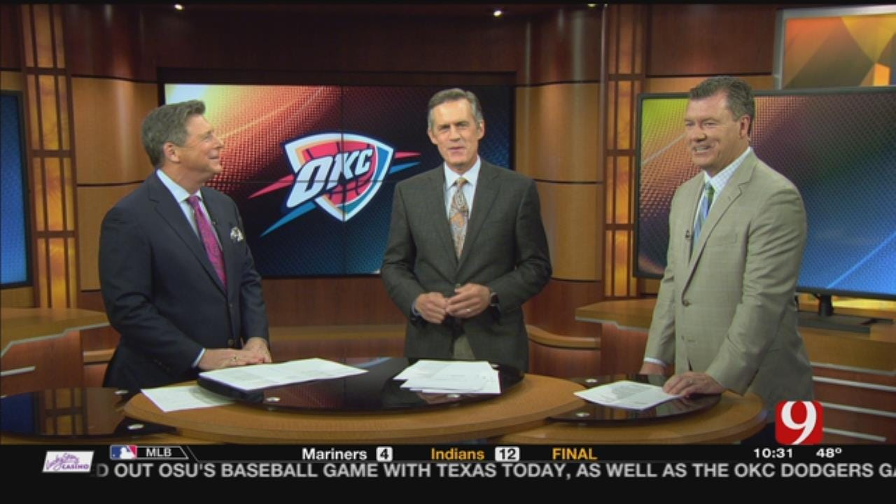 Oklahoma Ford Sports Blitz: April 30, 2017