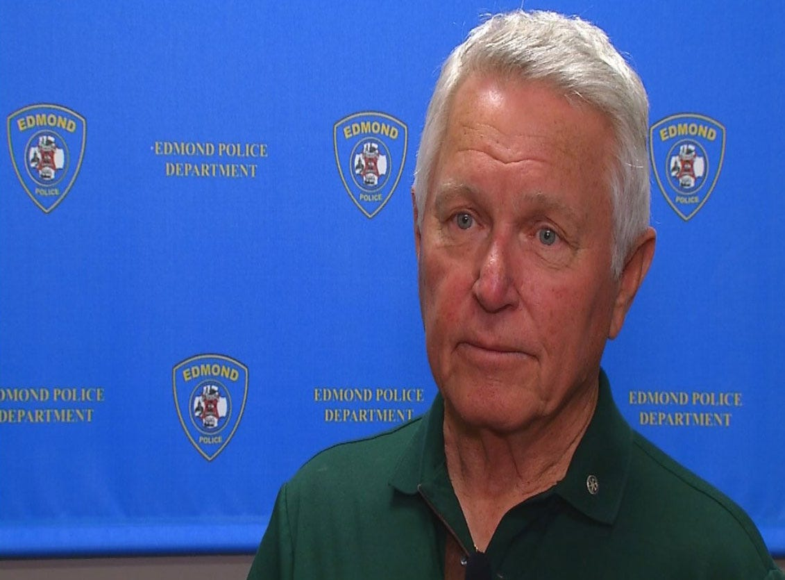 Former Edmond Police Chief Reacts To Firing Of FBI Director James Comey
