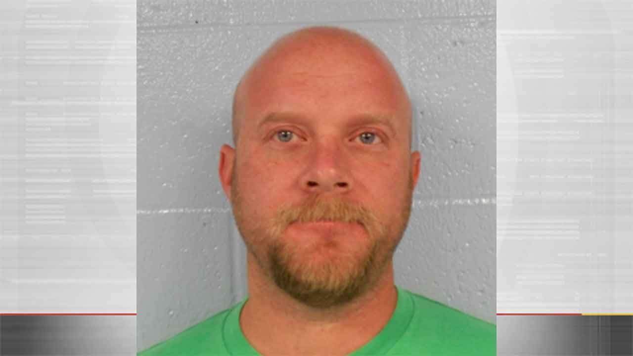 Edmond Police ID Suspect Arrested In Oak Tree Standoff