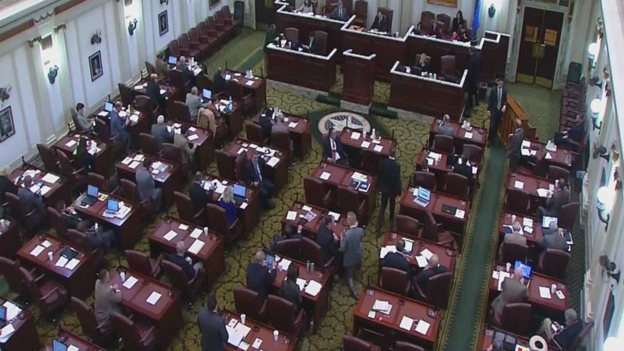 Special Legislative Session Could Deepen Budget Deficit Lawmakers Need To Fill