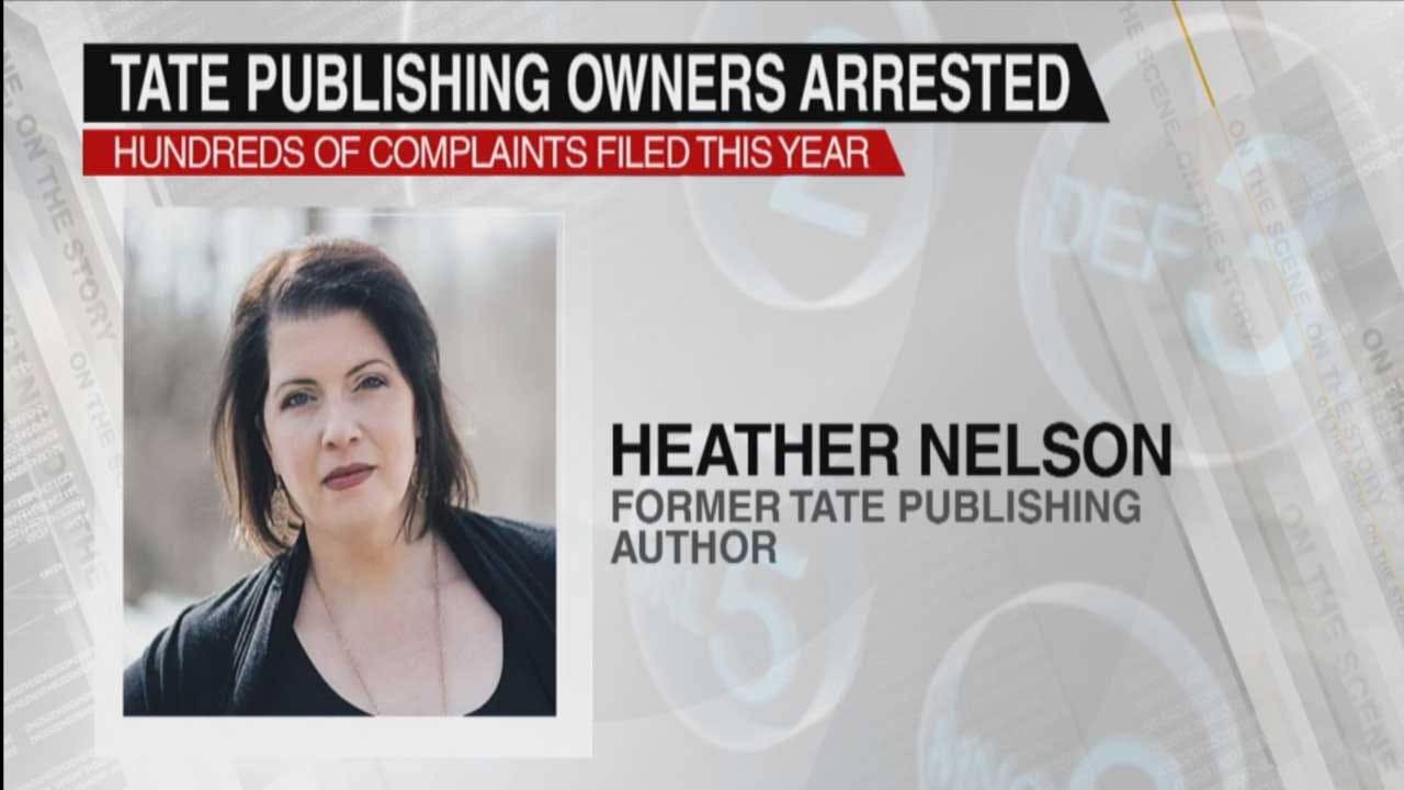 Hundreds Of Victims Speak Out After OK Publishers Arrested