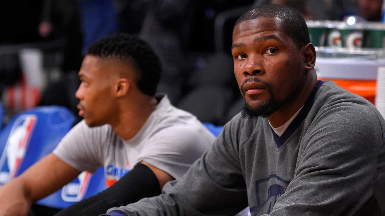 Perkins: KD & Russ Back On Speaking Terms