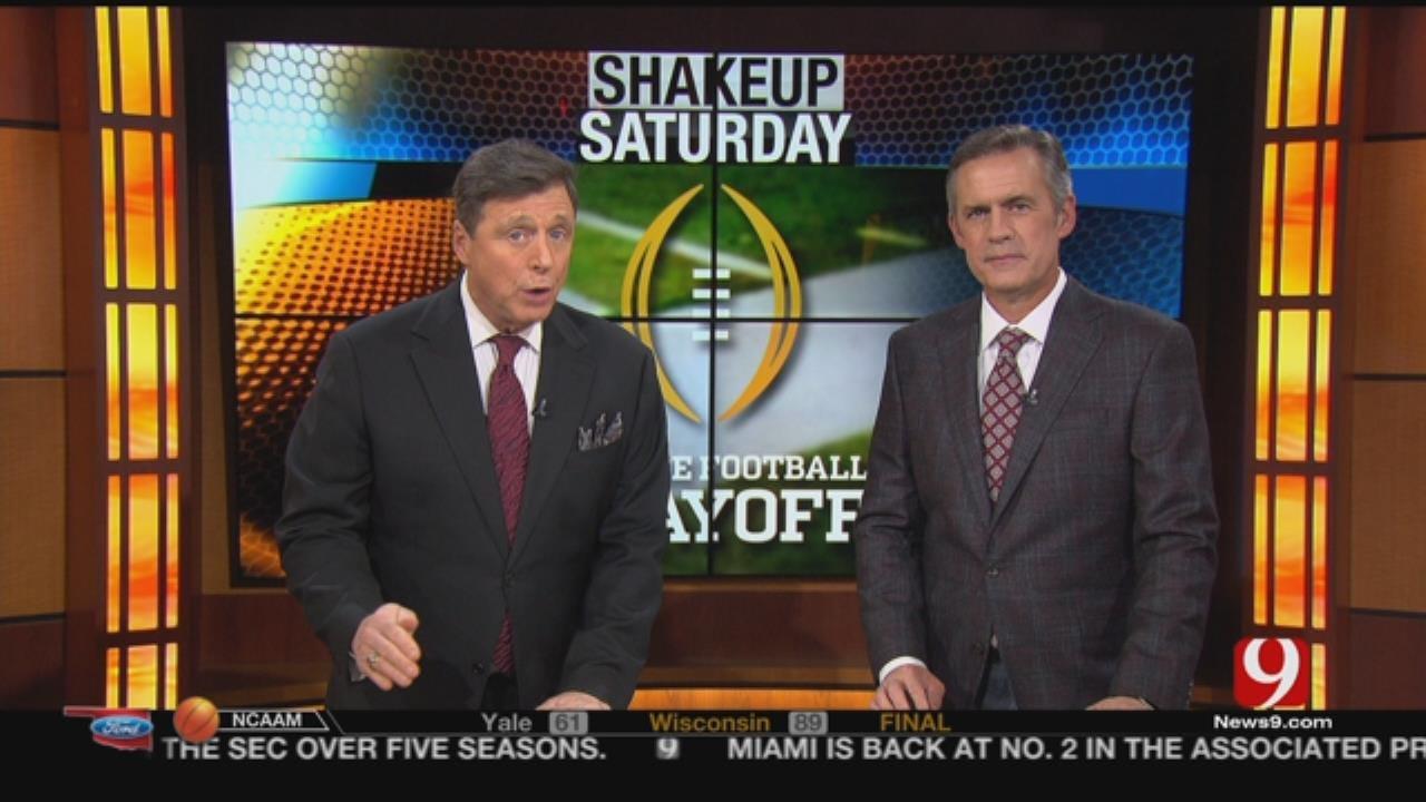 Oklahoma Ford Sports Blitz: November 12