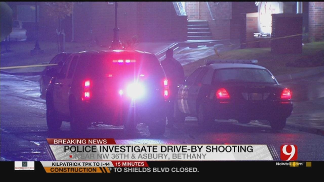 Police Investigate After Shooting In Bethany