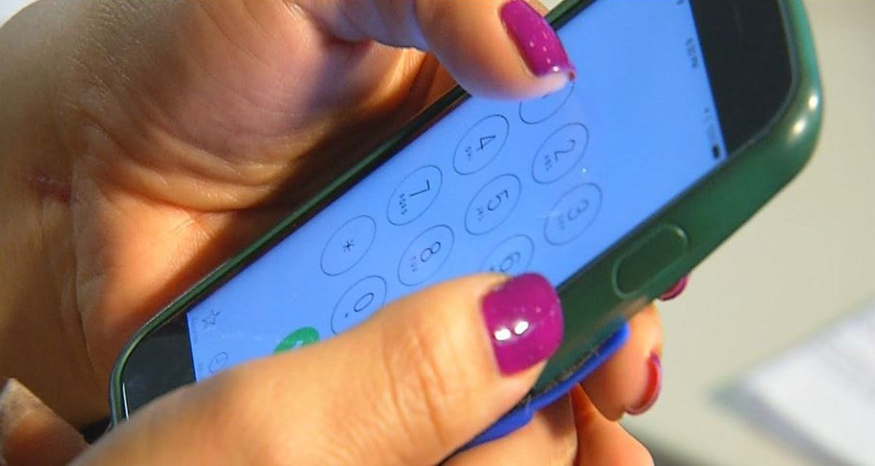 Blanchard Police Using New Cell Phone Technology