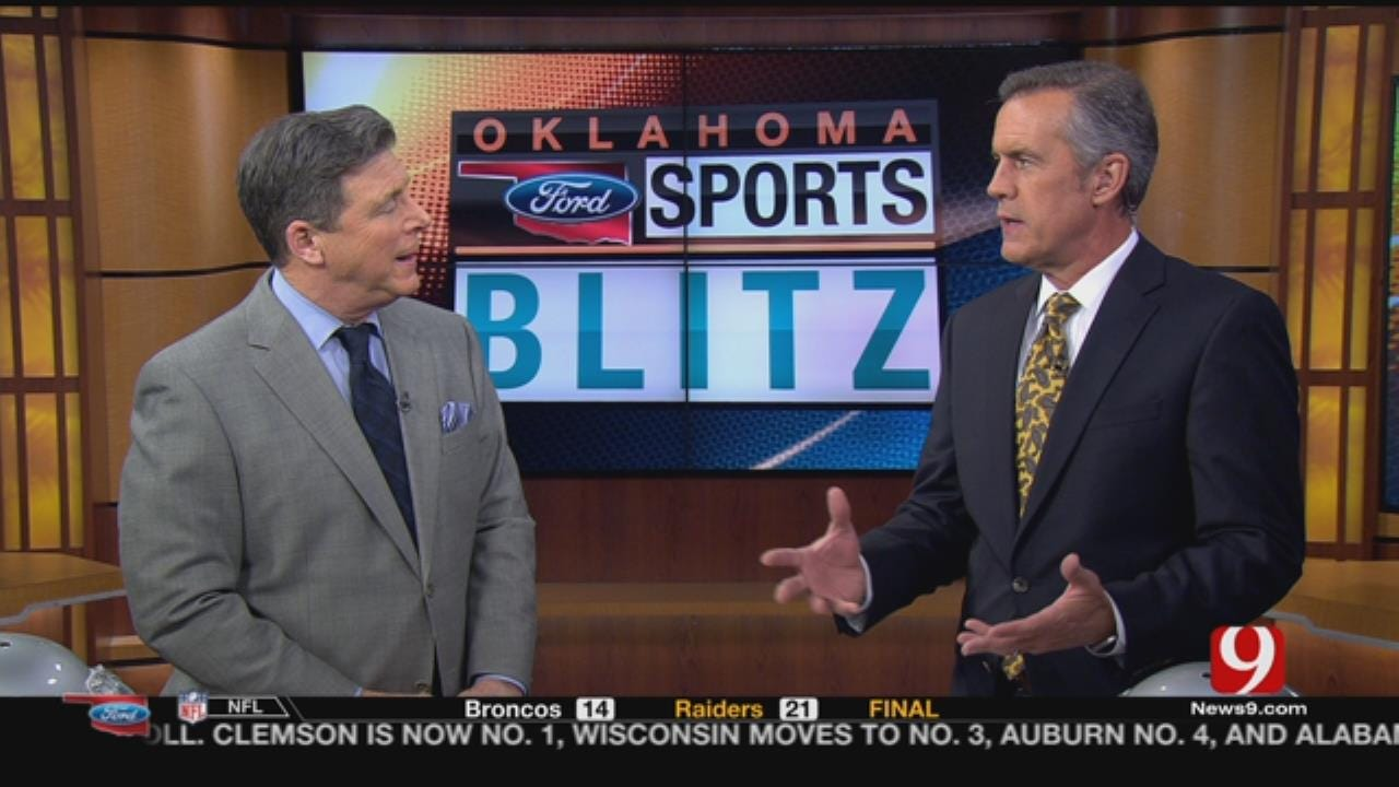 Oklahoma Ford Sports Blitz: November 26