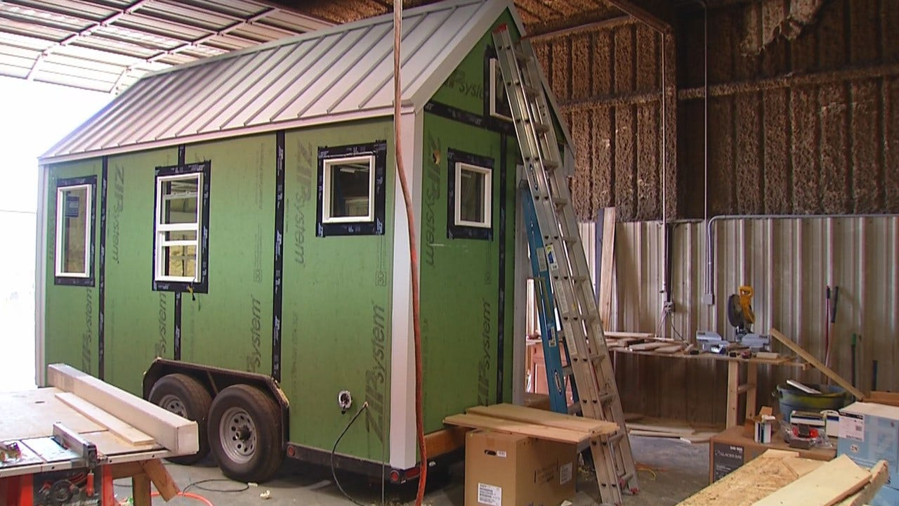 Metro Leaders Consider Regulations For Tiny Houses