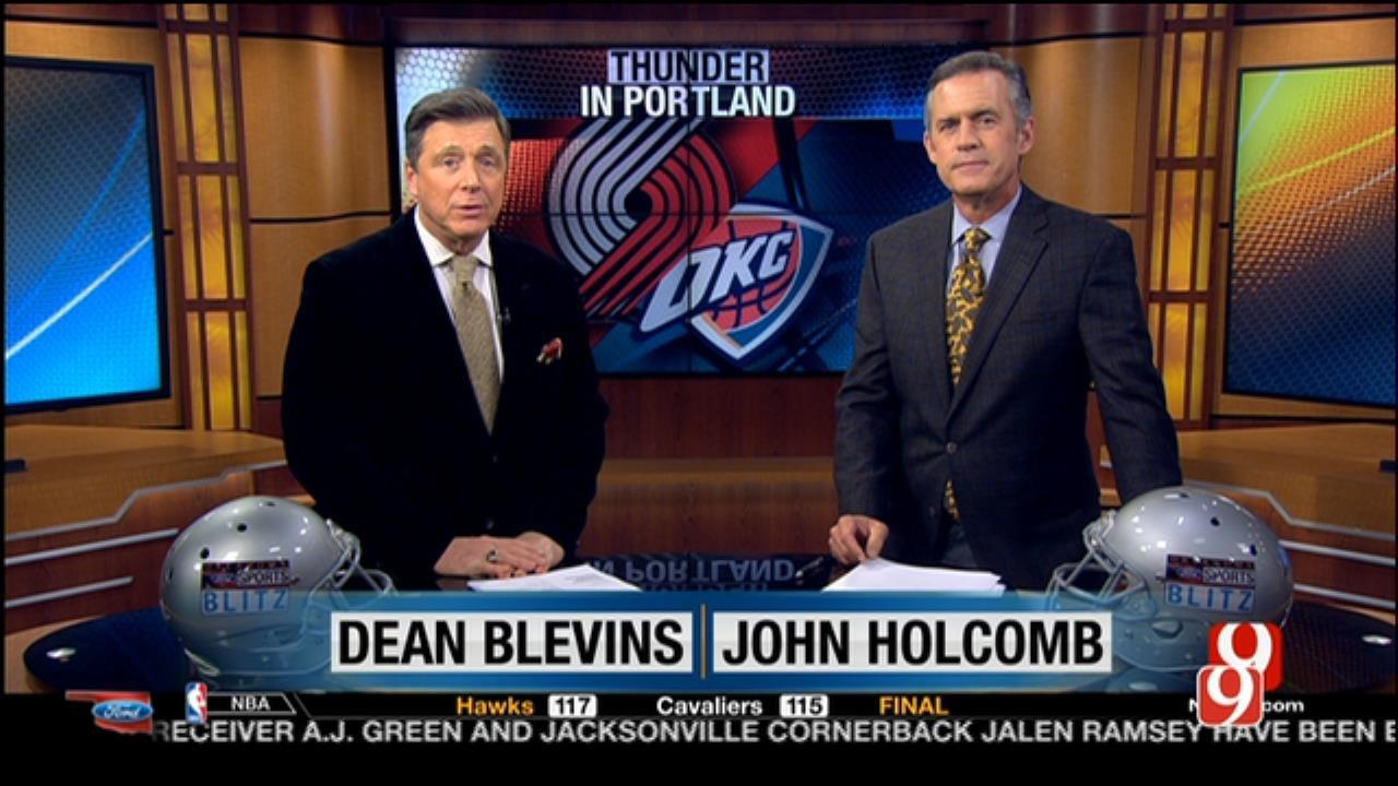 Oklahoma Ford Sports Blitz: Nov. 5