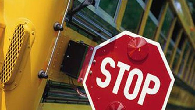 Bill To Add Cameras To School Buses Heads To Governor's Desk