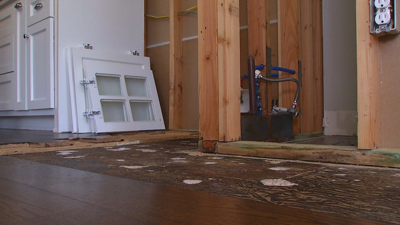 Edmond Family Driven From Home By Toxic Mold