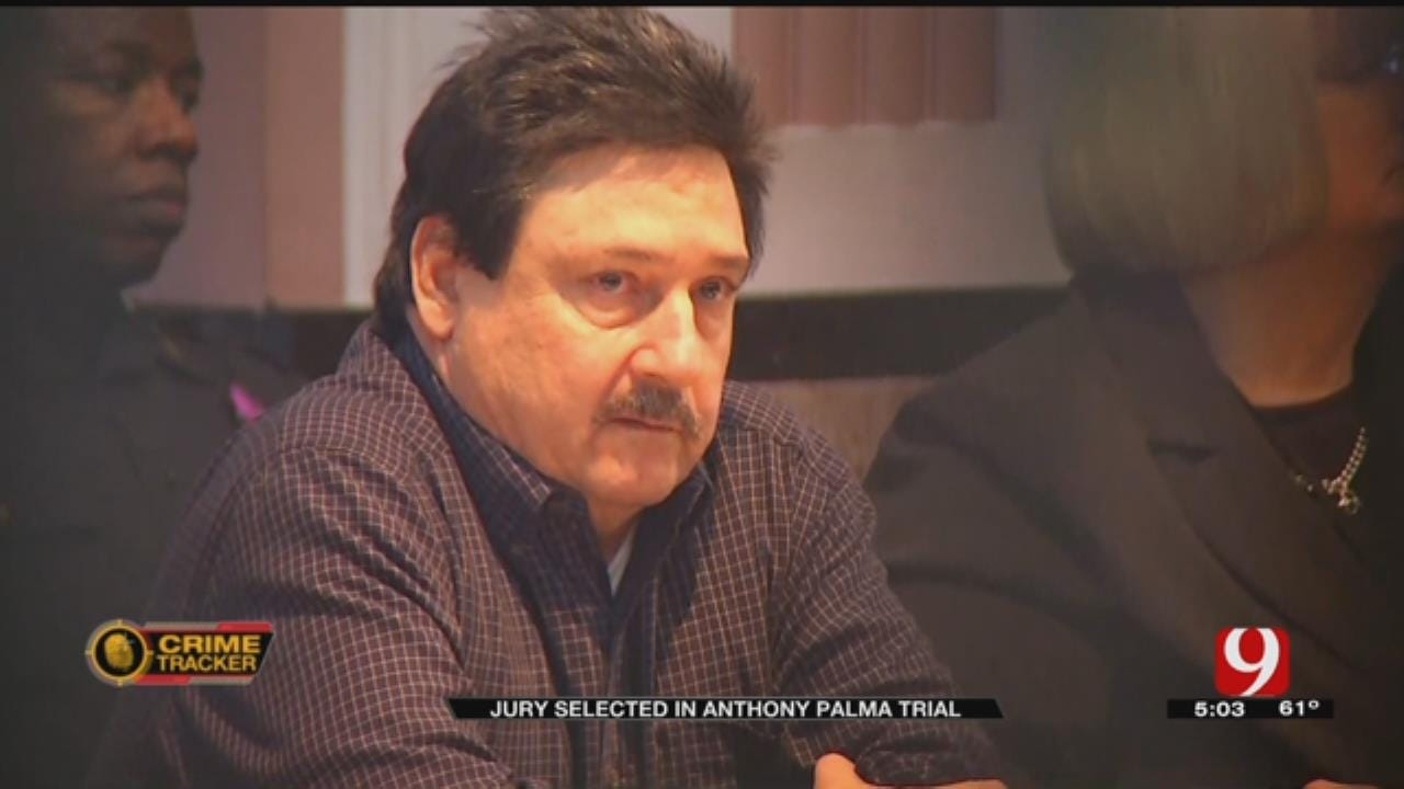 Trial Starts For Accused Murderer Anthony Palma