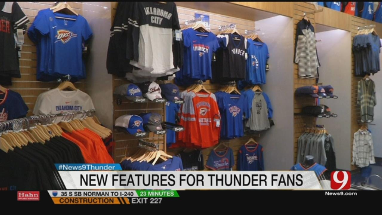 Construction May Delay Thunder Fans; New Features On Display at Chesapeake Energy Arena