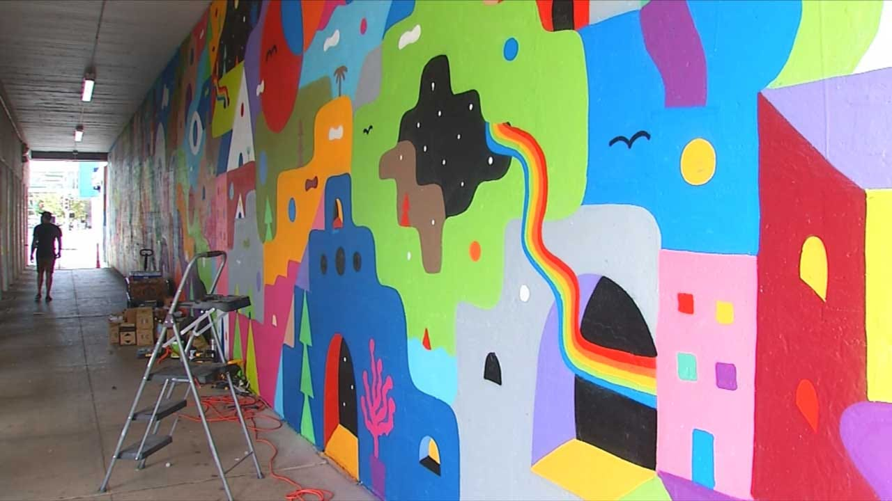 New Murals Coming To Bricktown