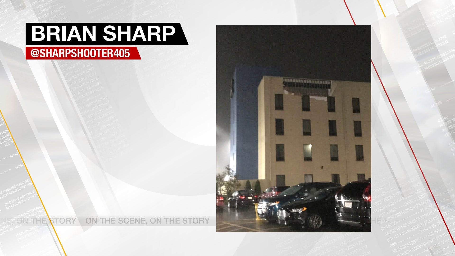 Apparent Tornado Causes Damage At Riverwind Casino In Norman