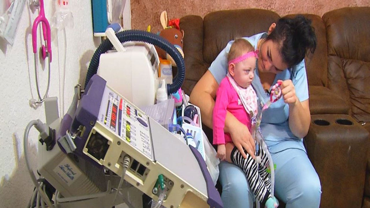 70 Nurses Needed For Home Nursing Care In OKC