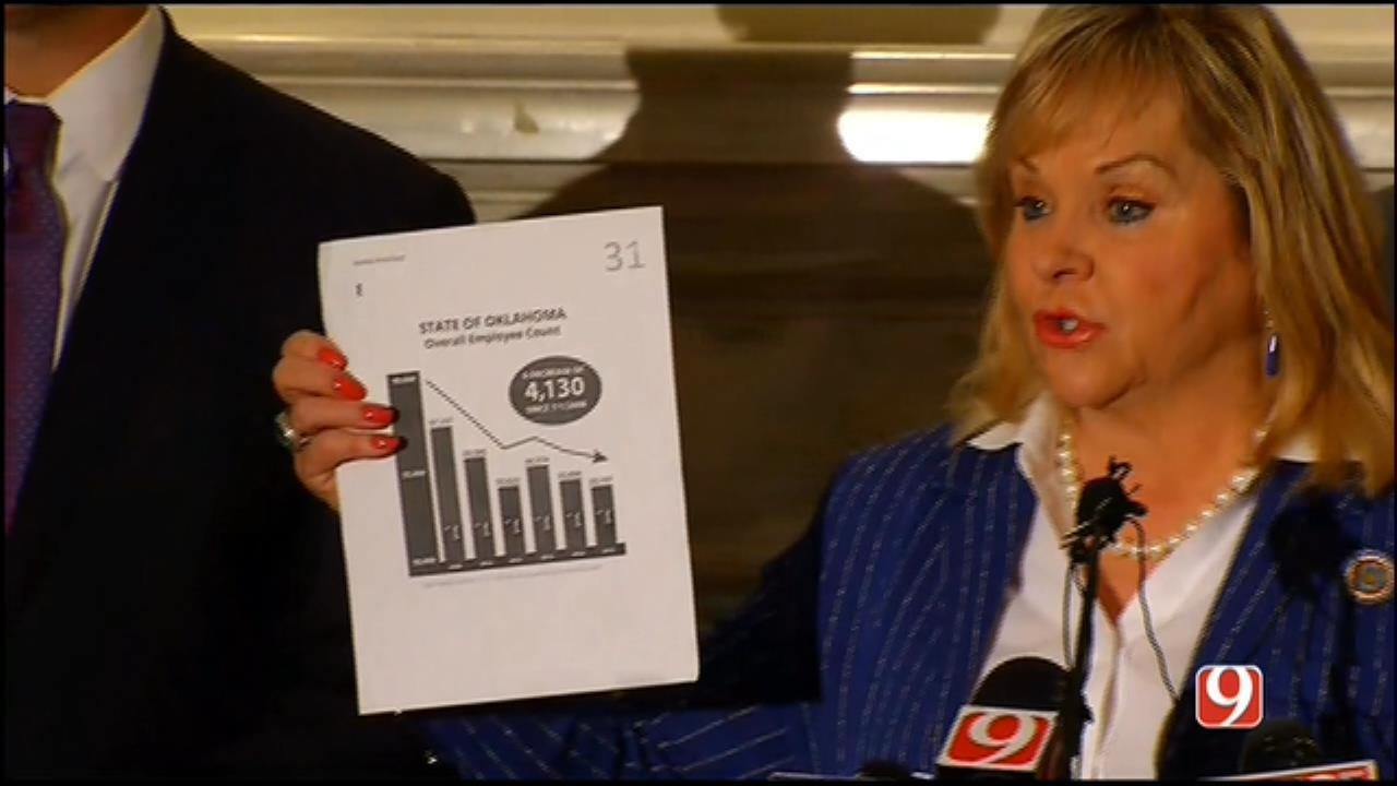 GOP Announces Highlights Of Budget Package To End Special Session