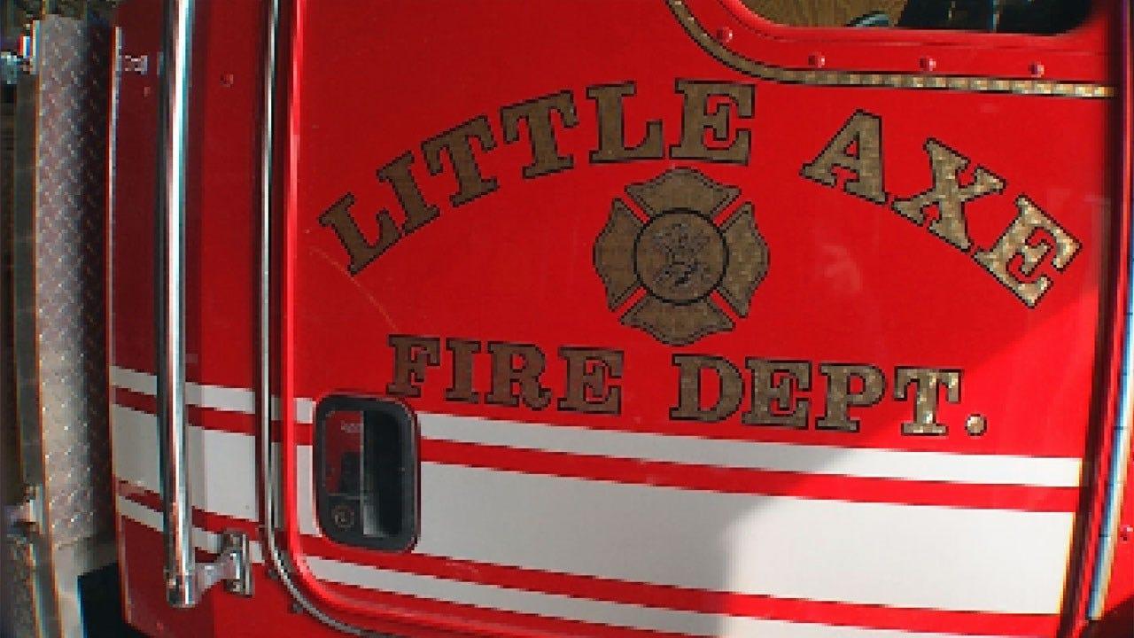 Little Axe Fire Department Reducing Exposure To Carcinogens