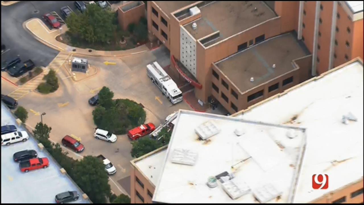 Suspicious Substance Prompts Small Evacuation At OKC's Baptist Hospital