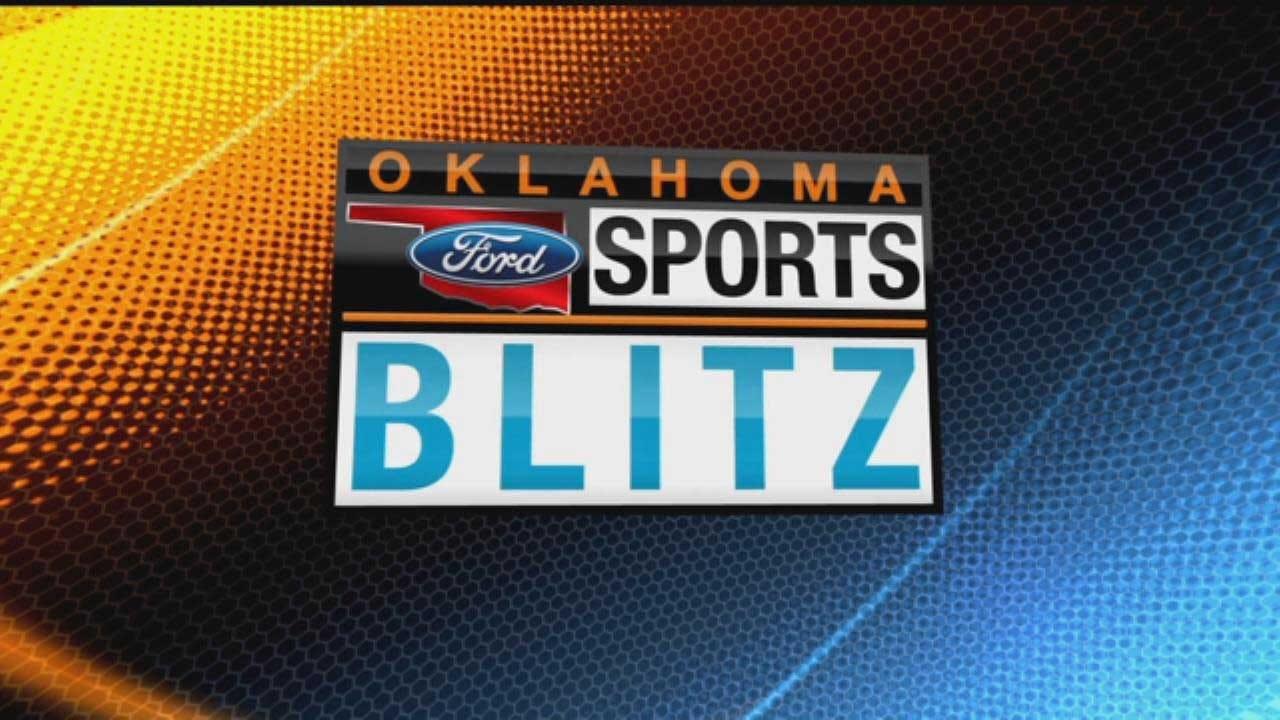 Oklahoma Ford Sports Blitz: 10/9/17
