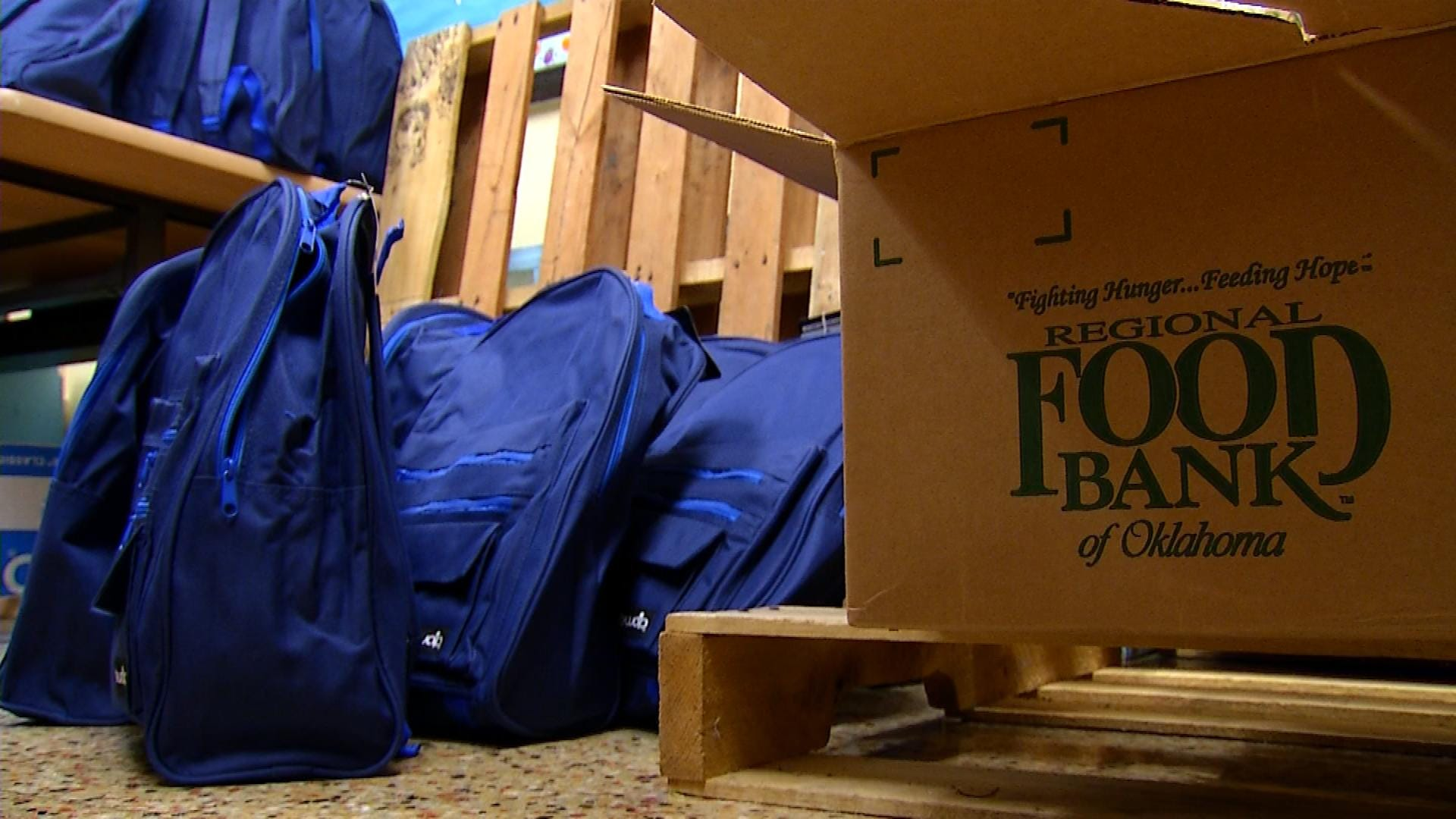Food Bank Employee Shares Story Of Hunger And Giving Back