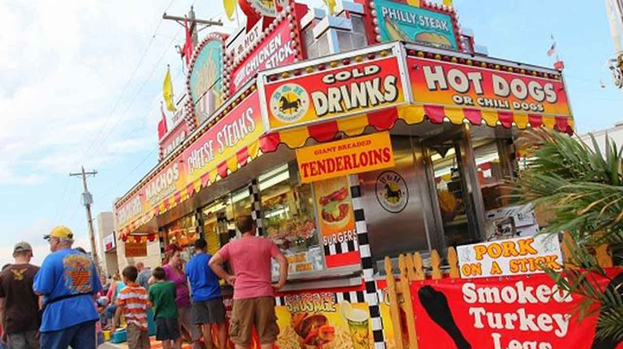 Dr Pepper Tuesday At The Oklahoma State Fair
