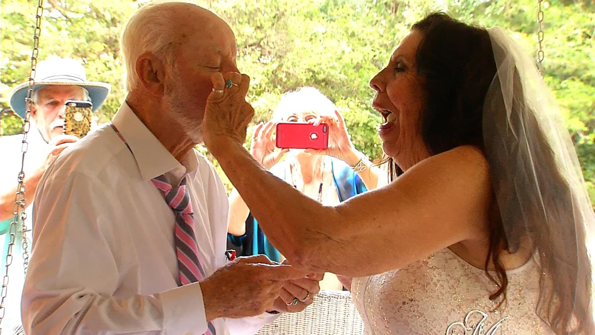 Love Does Not Have an Age Limit For Moore Couple