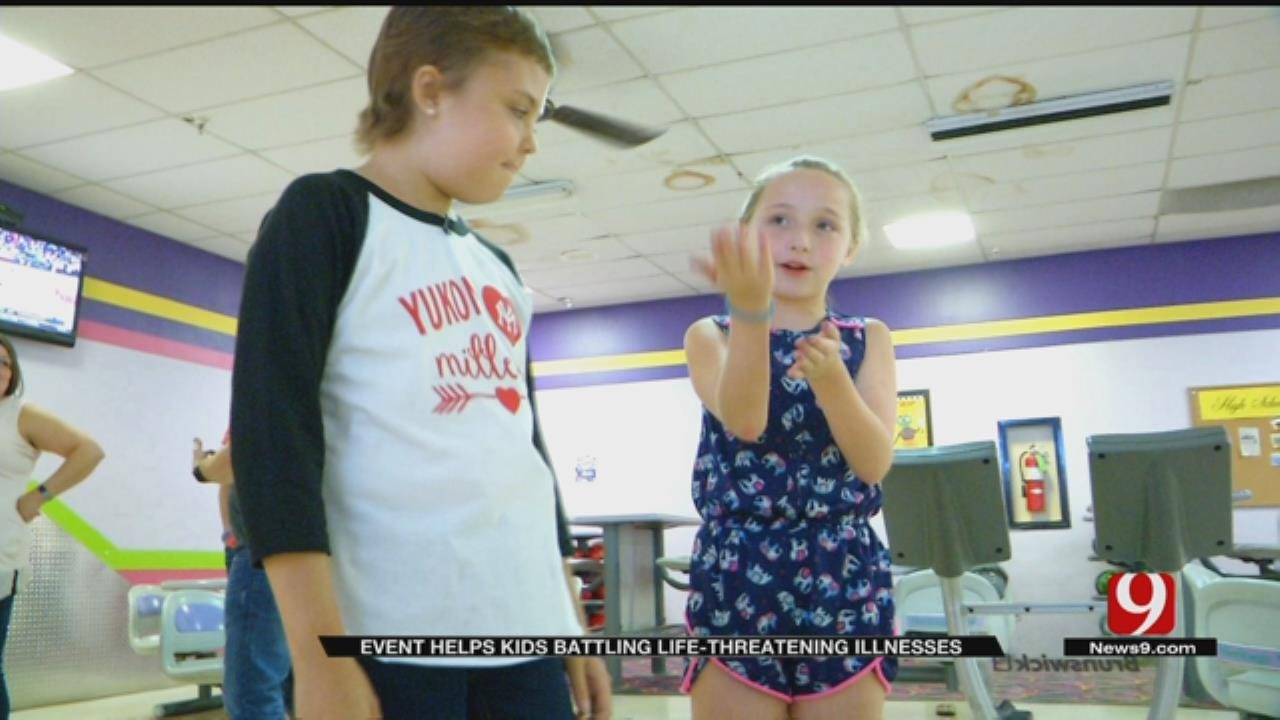 Helping Kids With Life-Threatening Illnesses