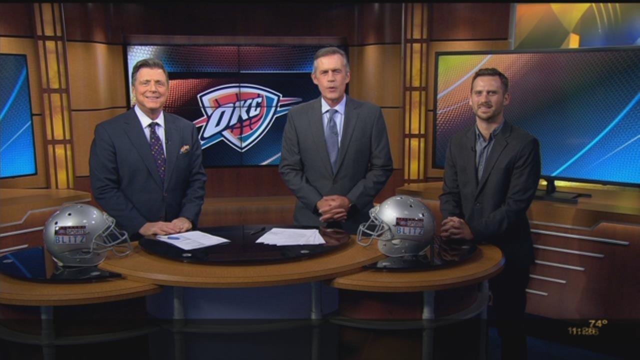 Oklahoma Ford Sports Blitz: 9/25/17