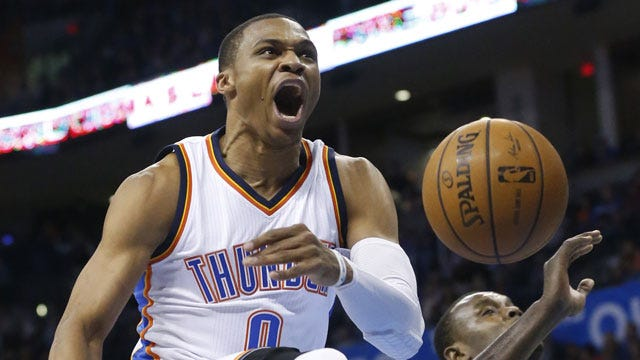 Thunder Announces Russell Westbrook Contract Extension