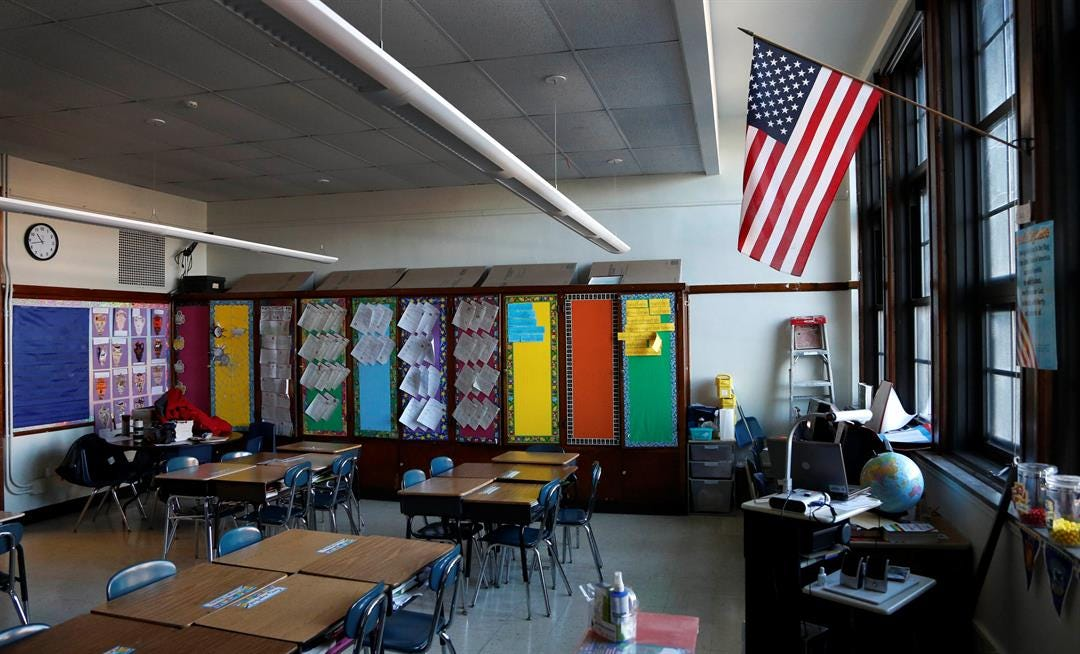 Oklahoma Districts Balance School Calendar Following Walkout