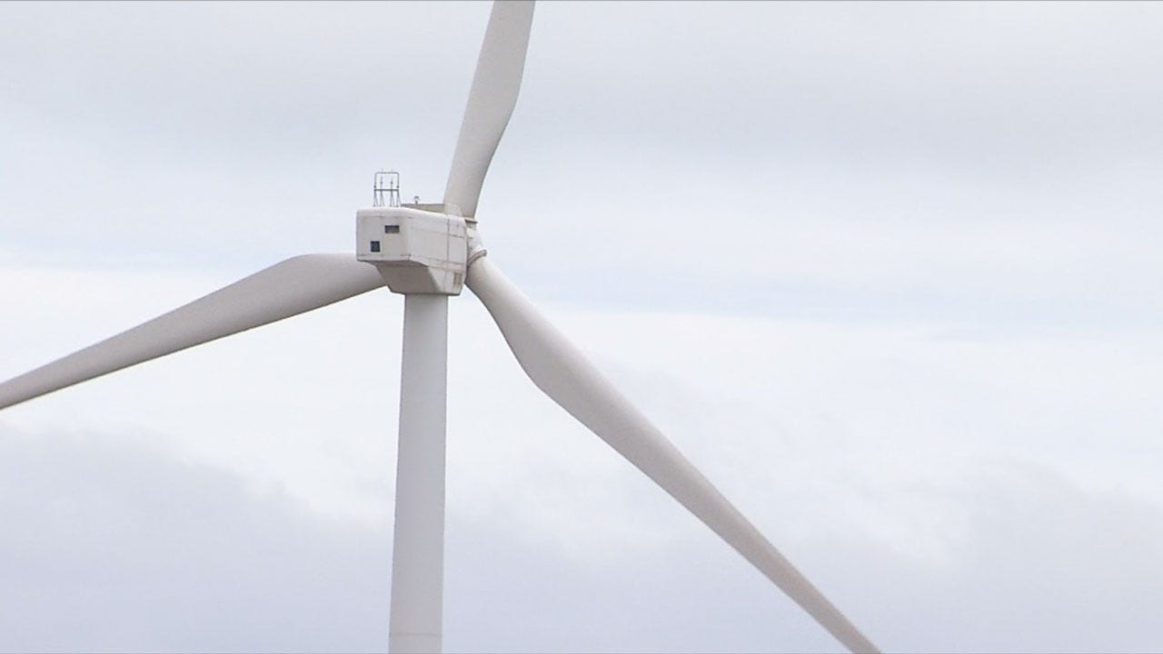 OK House of Representatives Pass Wind Tax Bill