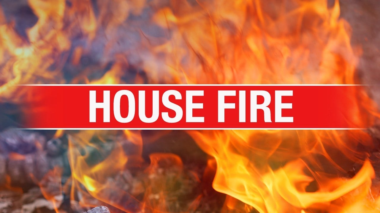 OKC House Fire Causes Over $100,000 In Damage